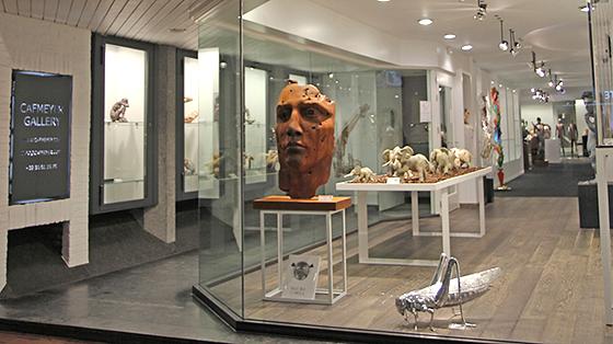 Cafmeyer Gallery, Kustlaan 29, Knokke