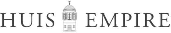 Logo 'Huis Empire'