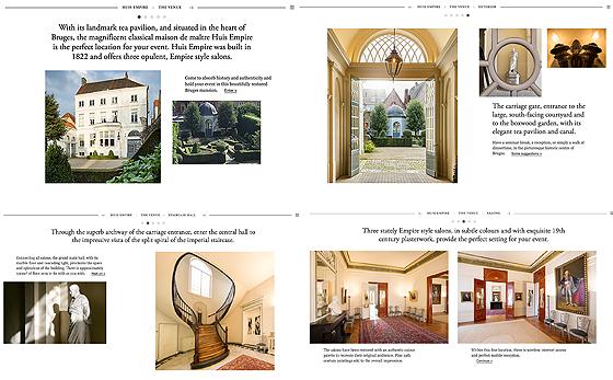 selectie schermafbeeldingen 'huis-empire'